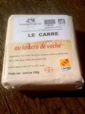 """Le"""" Carré"""" des Vosges Bio -240g"""