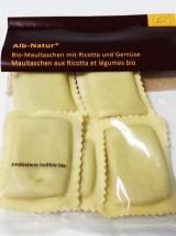 Raviolis Maultaschen frais à l'épeautre et lentilles Bio -280g (Vegan)