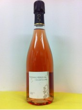 Champagne Bio Thomas Perseval Rosé Extra Brut - 75cl