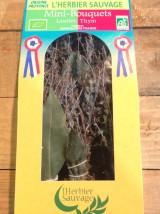 Bouquets séchés thym-laurier Bio de France- carton de 30g