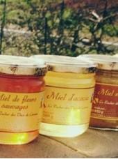 Miel liquide d'Acacia de Lorraine- 500g